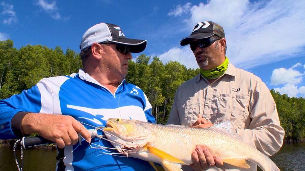 mark bergs fishing addiction sign up